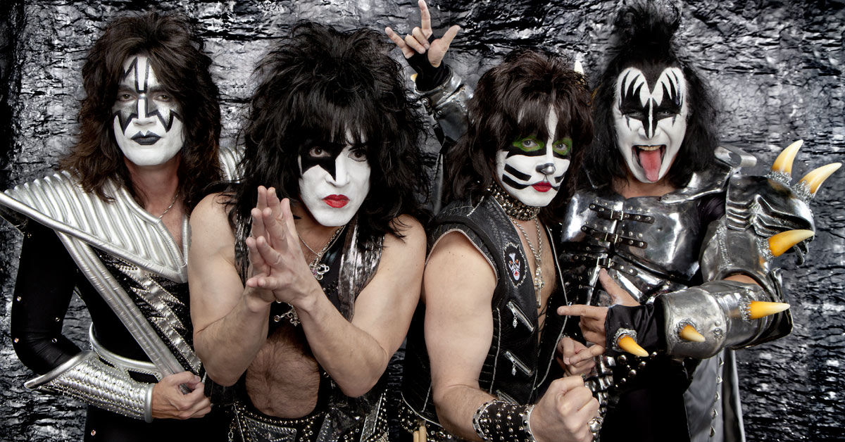 KISS - Oslo Spektrum